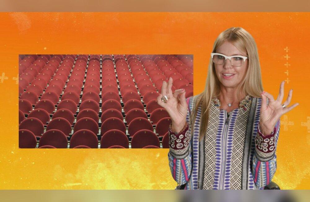 Miks Anu Saagim teatris kõigile närvidele käib? Lõbus erisaade paljastab täna kuulsate eestlaste kummalised kiiksud