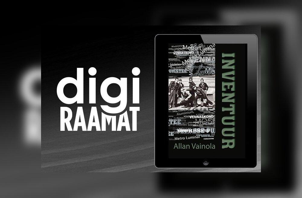 """5cd30f45f27 W3 uudised - RAAMATUKATKEND: Eesti rokilegendi Allan Vainola """"Inventuur"""""""