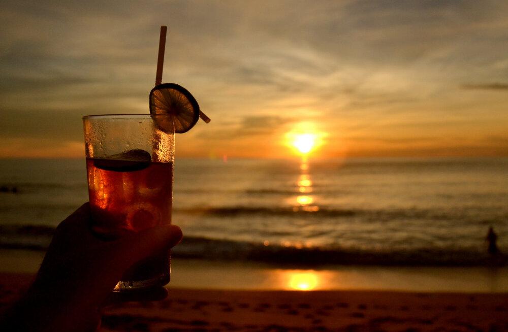 На пляжах Гоа ввели сухой закон