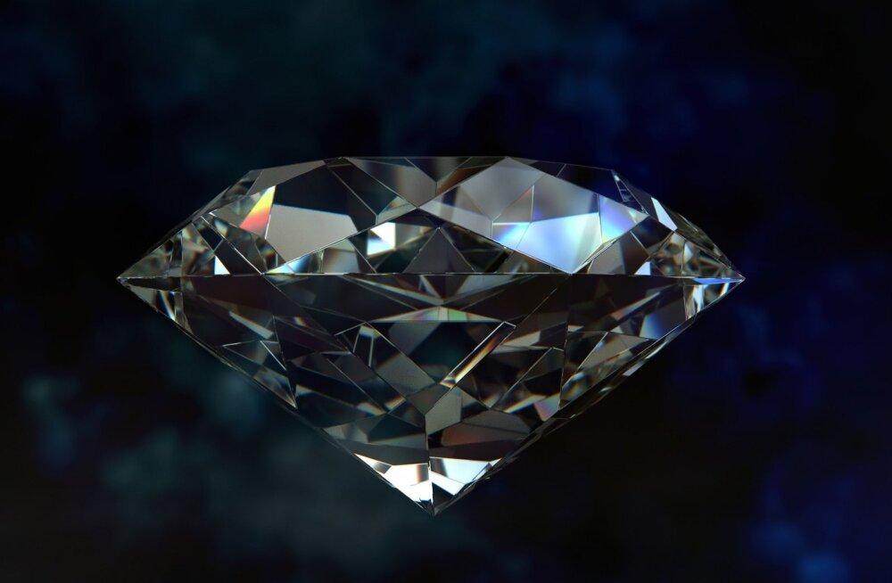 Лучшие друзья девушек: бриллианты – из рая или из ада?
