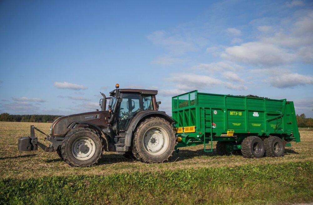 Leedu põllumehed saatsid Brüsselile palvekirja otsetoetuste ühtlustamiseks