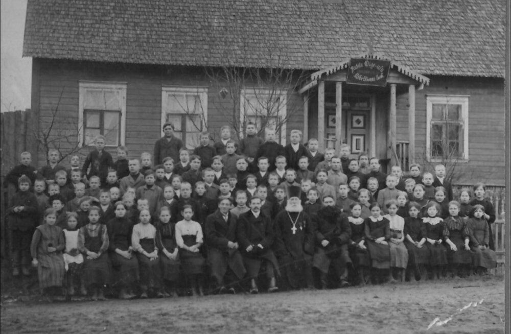 Mida pidi laps teadma 19. sajandil kooli minnes?