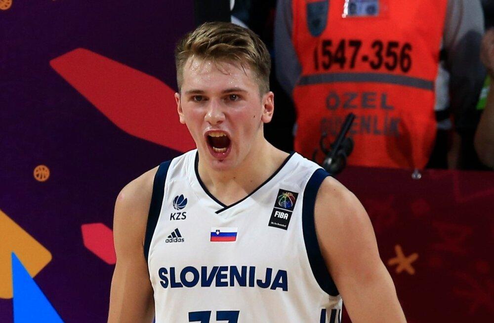 Luka Doncic.