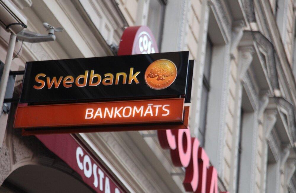 Swedbank Lätis.