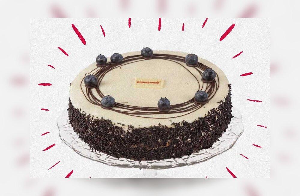 Смотрите, кто выиграл черничный торт от Pagaripoisid