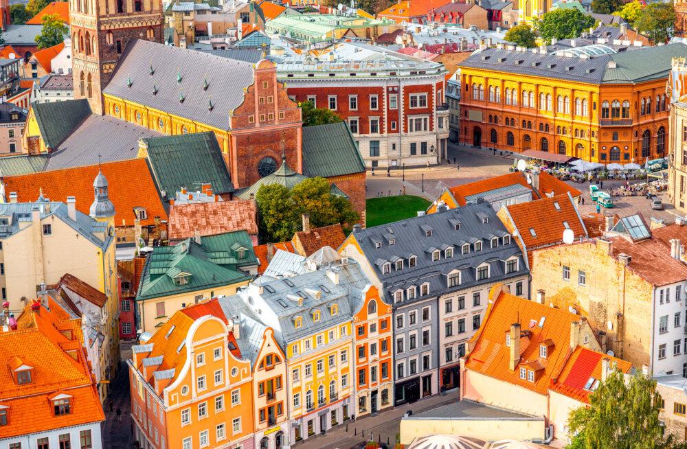 Põhilised kohad, mida Lätis külastada