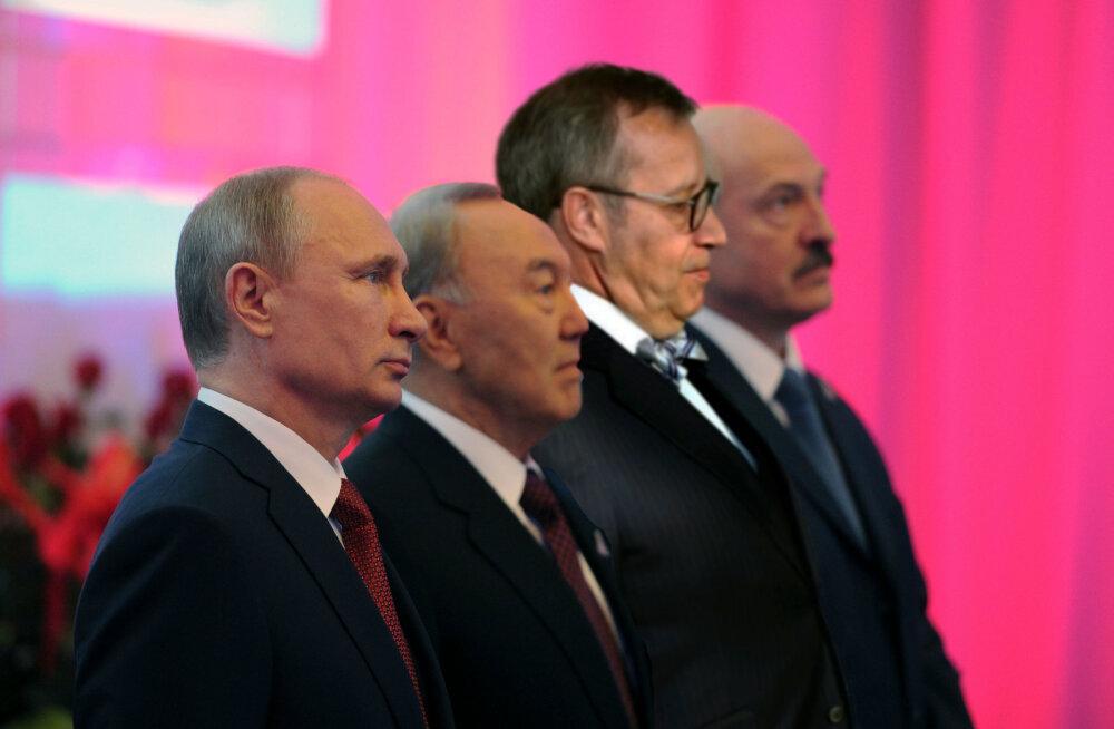 Aga kui astuks hoopis Euraasia Liitu?