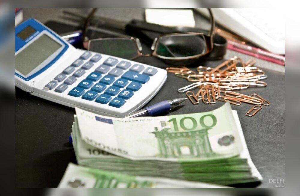 GRAAFIK: Millised on soojatarbimise ja laenuga seotud kulud enne ja pärast renoveerimist