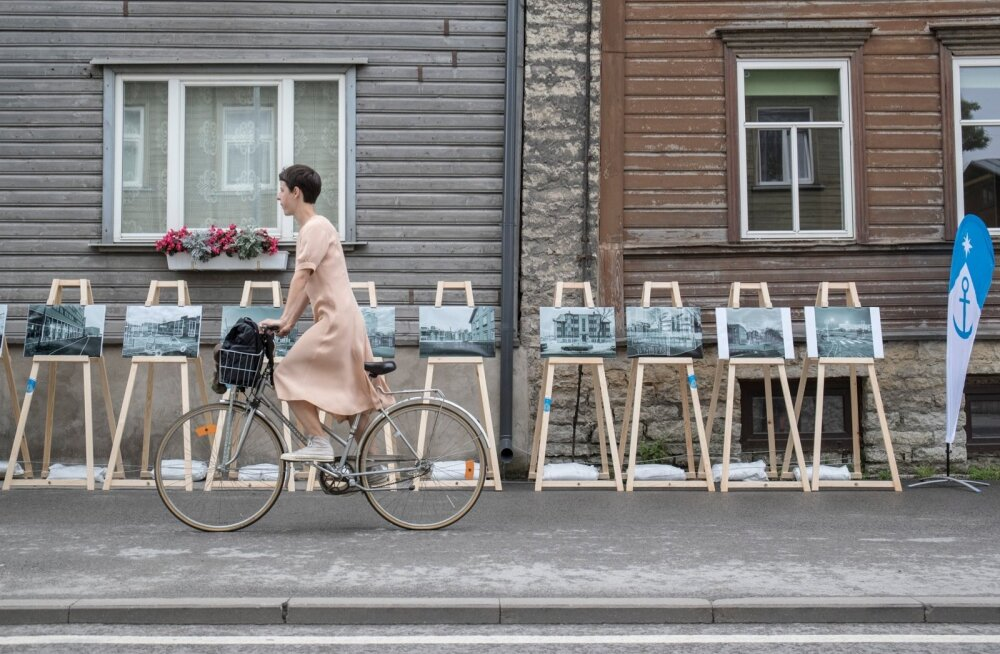 Kunst tuli Põhja-Tallinna tänavatele