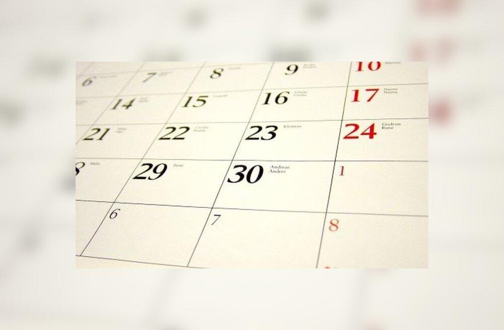 Kultuuri- ja spordisündmused juulis ja augustis