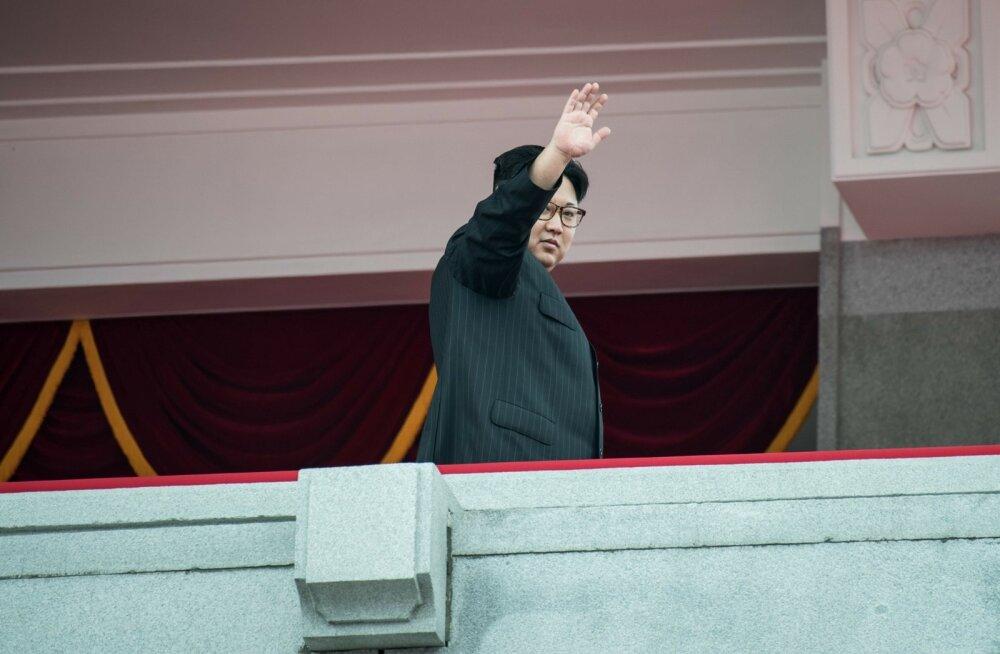 Reuters: Vene tankerid varustavad Põhja-Koread salamisi naftaga