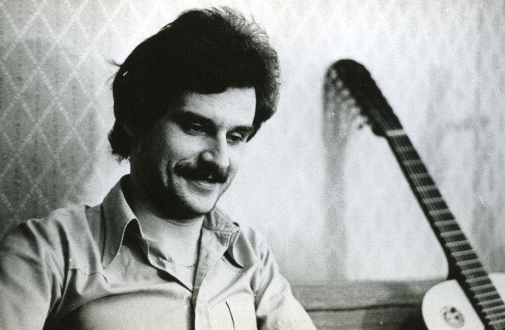 Urmas Alender. 1982. aasta
