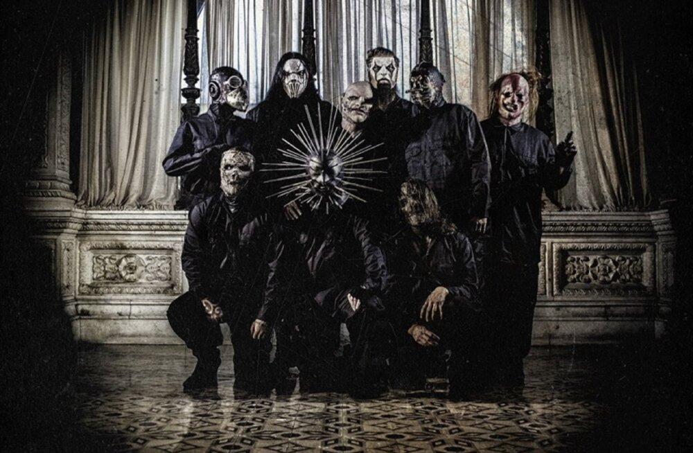 Slipknot, Black Sabbath ja Pink Floydi David Gilmour vallutavad kinosaalid