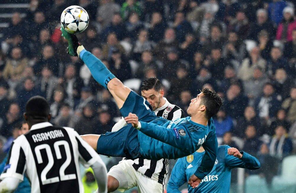 VIDEO | UEFA avaldas mängijad, kelle sooritused kandideerivad hooaja parima värava tiitlile