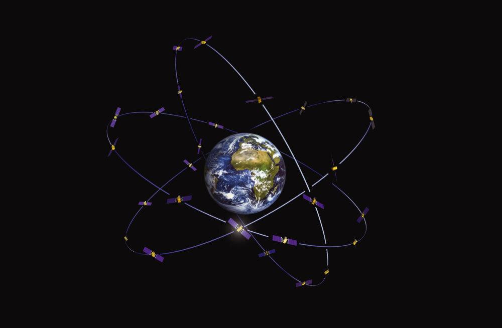 """Tehiskaaslaste võrk Galileo, """"Euroopa oma GPS"""", on nüüd töös"""