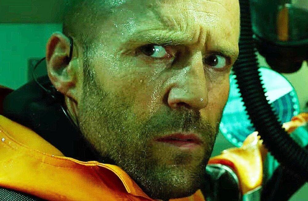 Nädalavahetuse TOP7 | Jason Stathami haimärul on endiselt vaadatuim film
