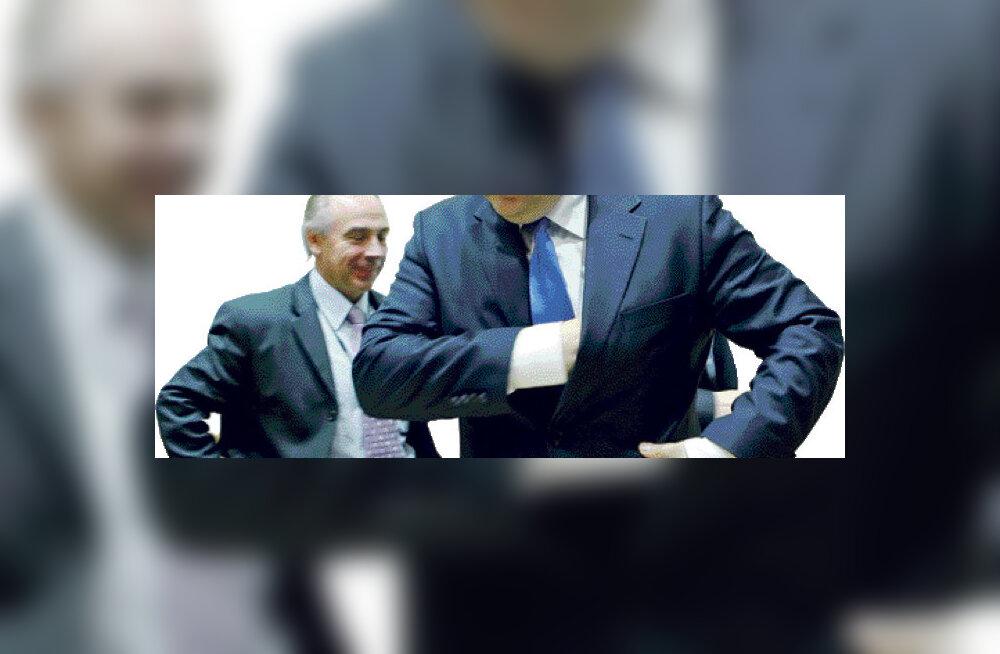 Mäss välisministeeriumis: tippdiplomaadid hakkasid Paeti tagatoa türanniale vastu