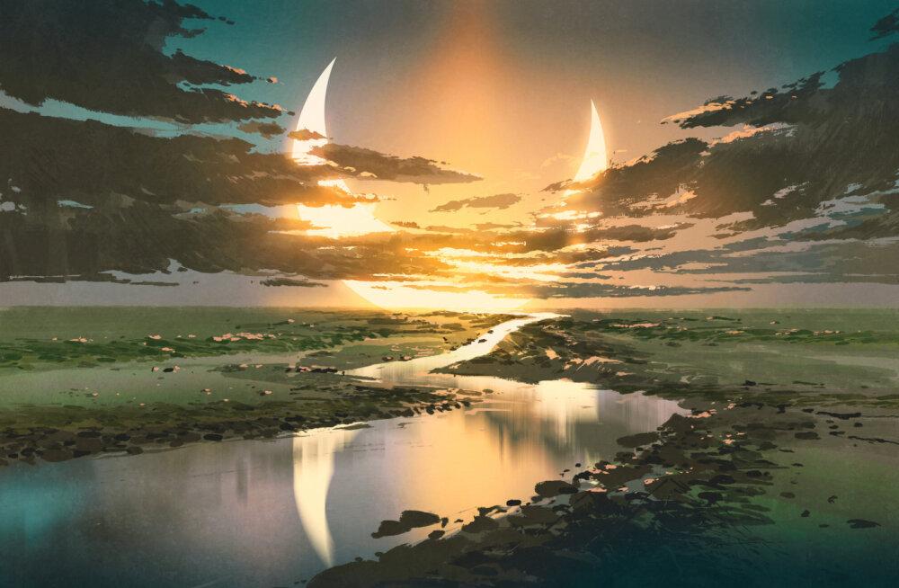Maagiline päev! Täna on 13. ja reede, toimub osaline päikesevarjutus ja Kuu loomine Vähi sodiaagimärgis
