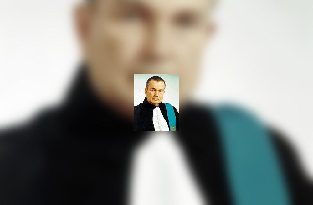 Riigikohtunik Jaano Odar läheb pensionile