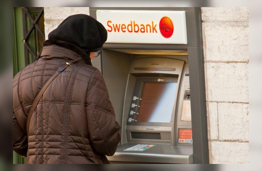 Swedbank: Toompea lossi jääb pangaautomaat alles!