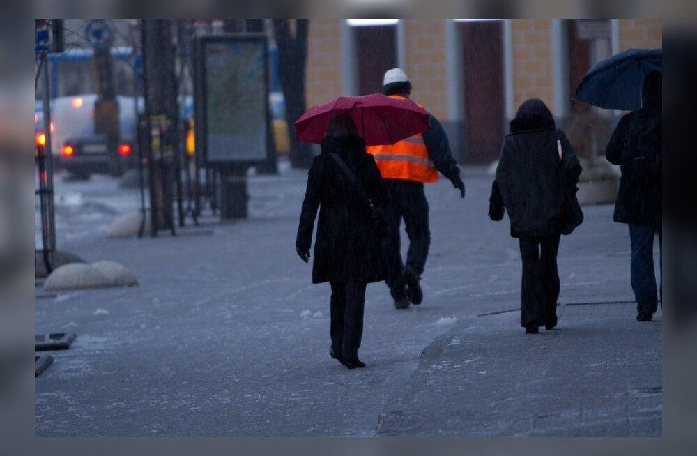 РЕКОРД: В декабре таллинцев стало больше на 728 человек