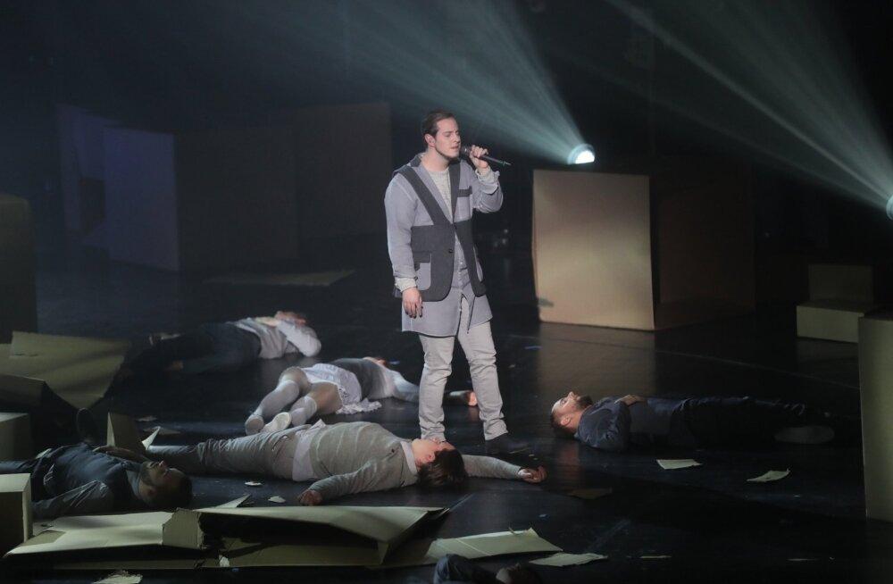 Aastapäeva kontsertetendus tõi Eesti muusikamaastikule uusi värve