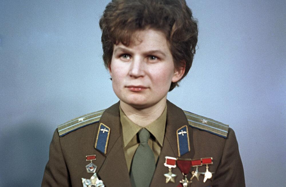 Täna ajaloos: Valentina Tereškova - esimene naine, kes kosmoses käis