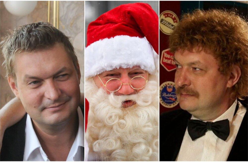 Urmas Sutrop: kes valija häält ikkagi püüab, Õnne tänava Allan või baarman Illar? Kes kirjutab stsenaariumi?
