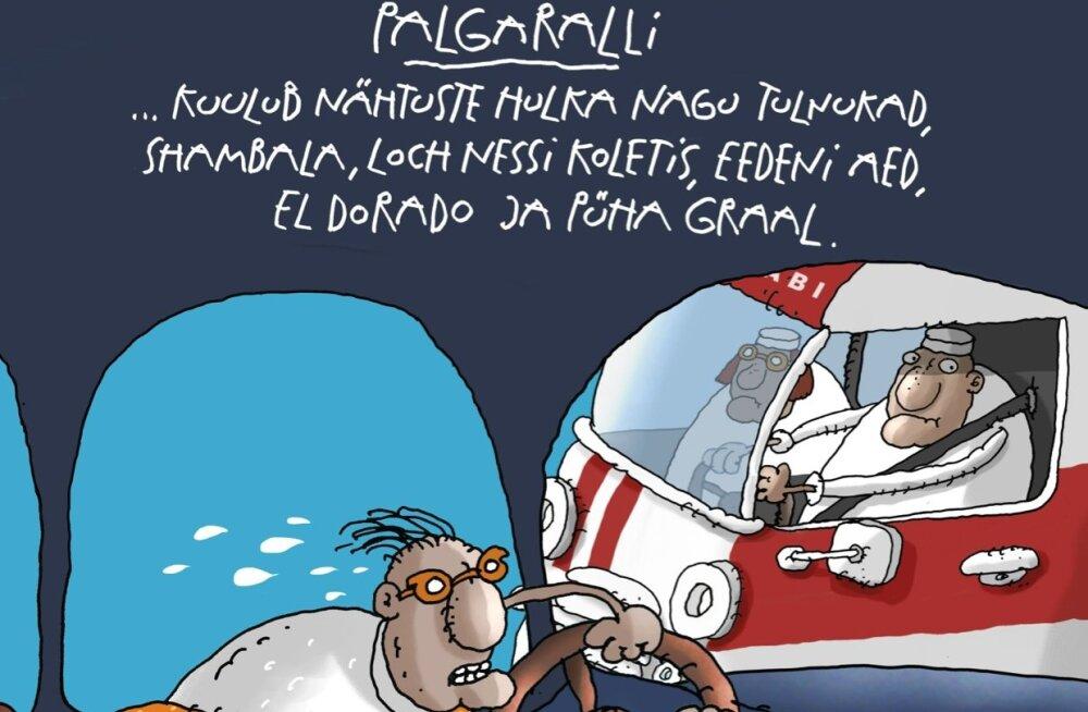 Palgaralli