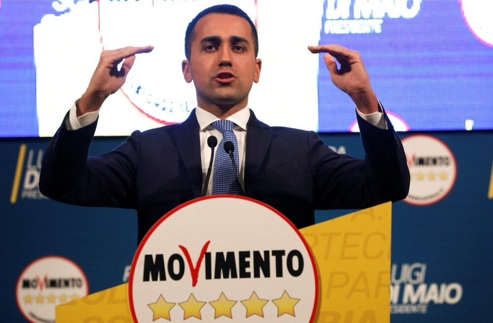 Kui küsitlusi uskuda, siis võidab valimised Luigi di Maio juhitav Viie Tähe Liikumine. Ent di Maio saamine peaministriks on pigem ebatõenäoline.