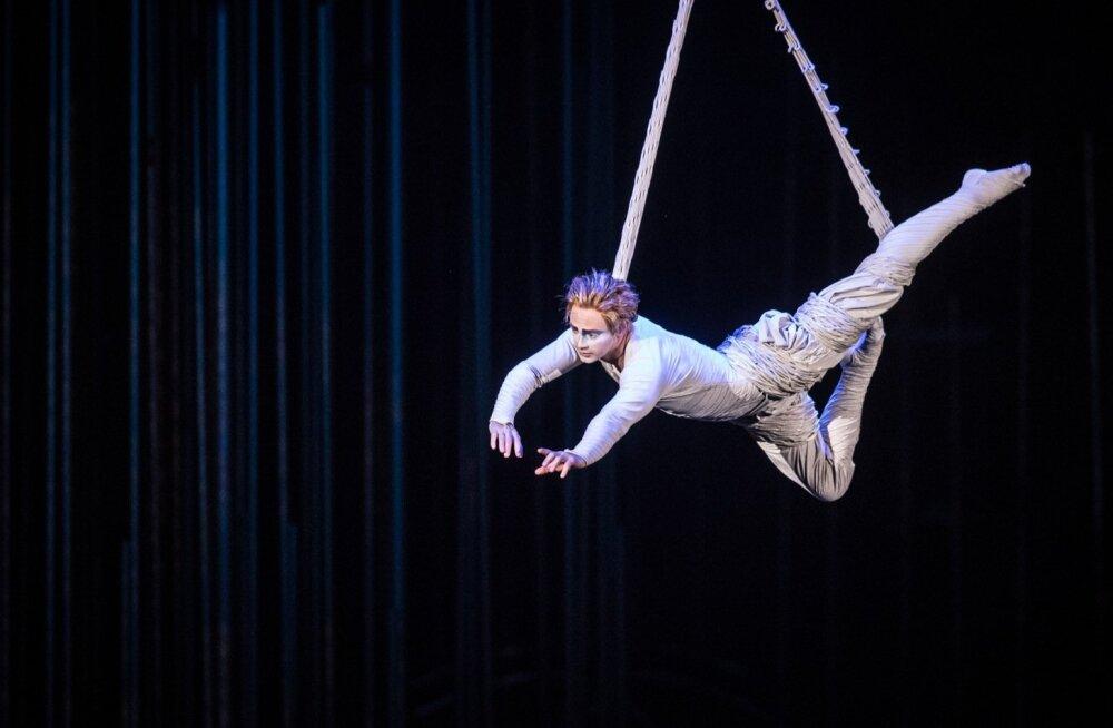 Cirque du Soleil Saku Suurhallis