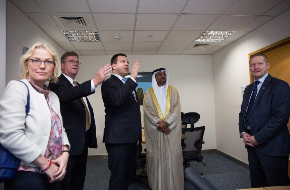 FOTOD | Eesti ettevõtjad said Dubais endale kodu