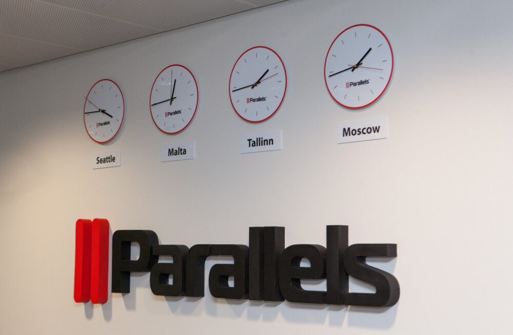 Российская IT-фирма Parallels представила первый частично разработанный в Эстонии продукт