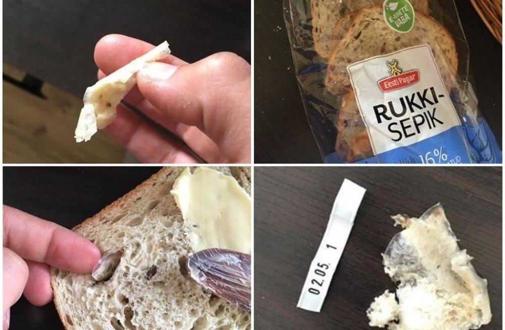ФОТО: В ломтиках сепика Eesti Pagar обнаружилась опасная добавка