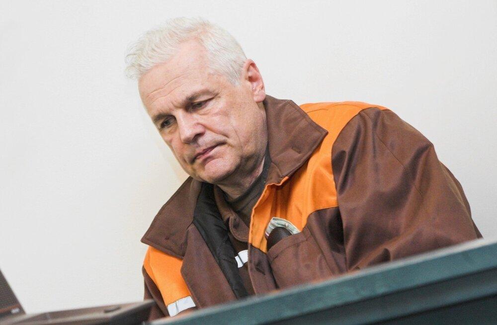 Kohus kaalub, kas Herman Simm ennetähtaegselt vabastada
