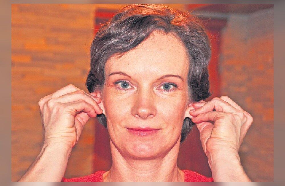 Väsimusest aitab üle saada ergutav kõrvamassaaž