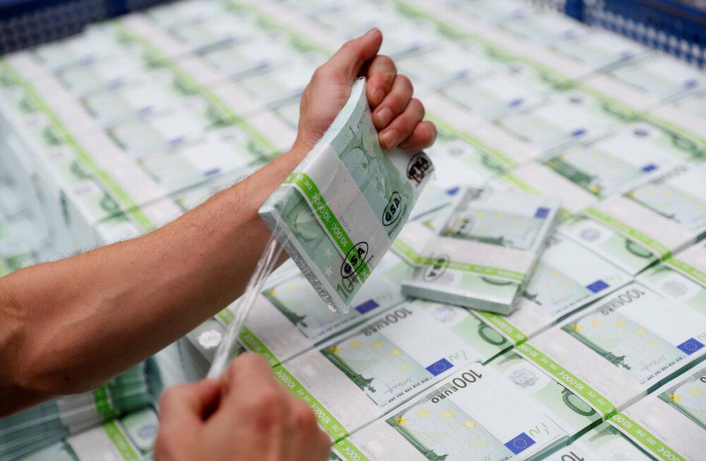Saksamaa sai võla alla kahe triljoni euro joone