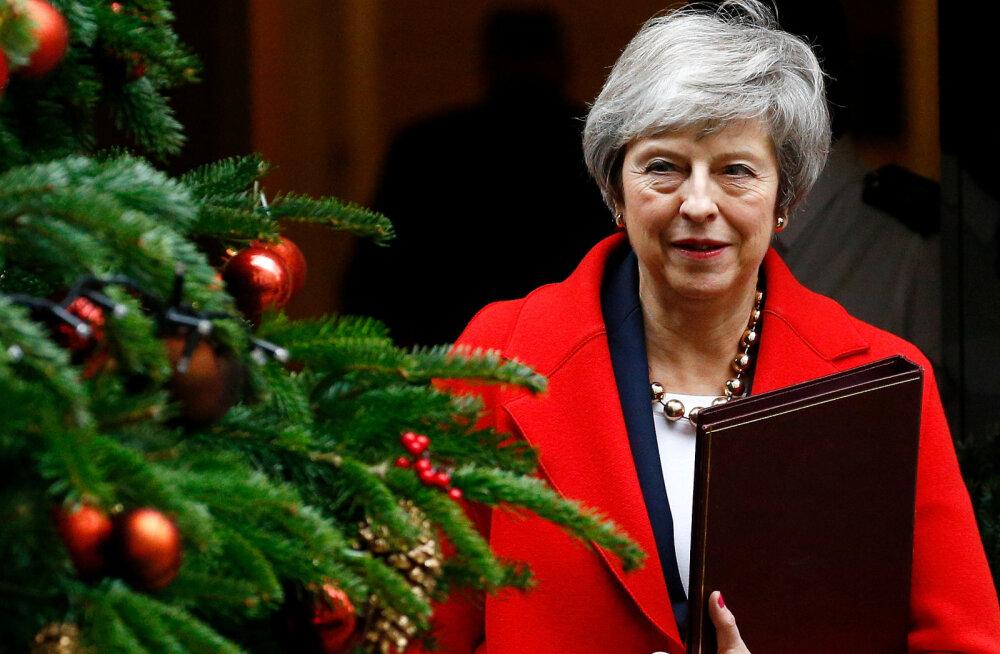 May kaotas mitu olulist hääletust, Briti parlament sai Brexiti-leppe nurjamiseks võimu juurde