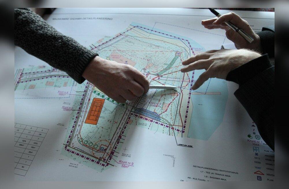 KAART: Kuus omavalitsust pakkusid välja täiesti uue Rail Balticu trassivariandi