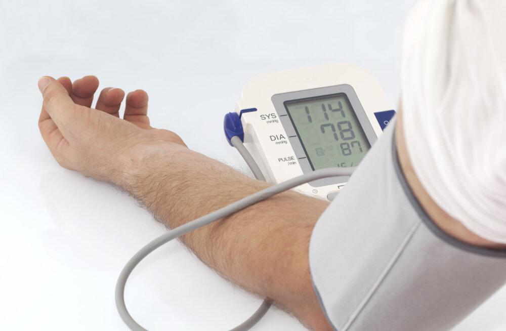 Kõrgvererõhktõve patsiendijuhend aitab haigusega edukamalt toime tulla