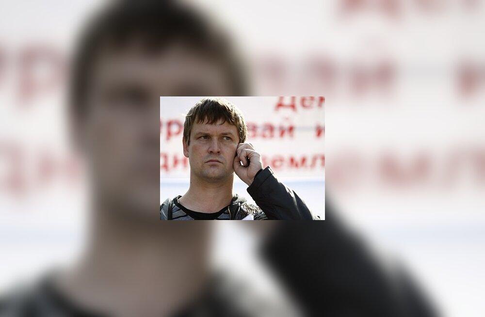 Inimõiguslased: Razvozžajev kinnitab enda röövimist Ukrainas