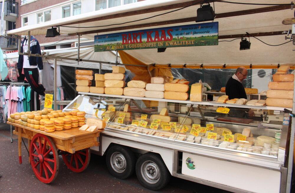 ФОТО. Прогулки по рынкам Европы: Амстердам
