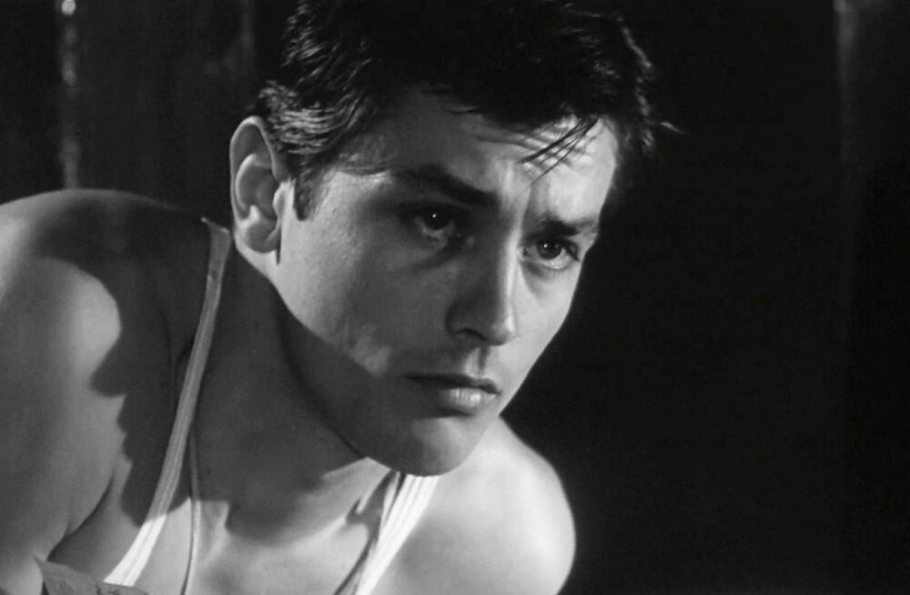 """Rocco osatäitmisega filmis """"Rocco ja tema vennad"""" sai alguse näitleja Alain Deloni tähelend."""