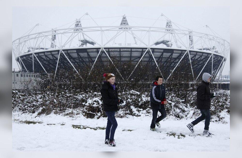 Andrew Mitchell: olümpia jätab mahajäetud Stratfordi meeletu pärandi