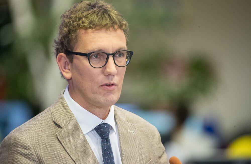 Kristen Michal: Urmas Reinsalul on aeg ministriametist lahkuda