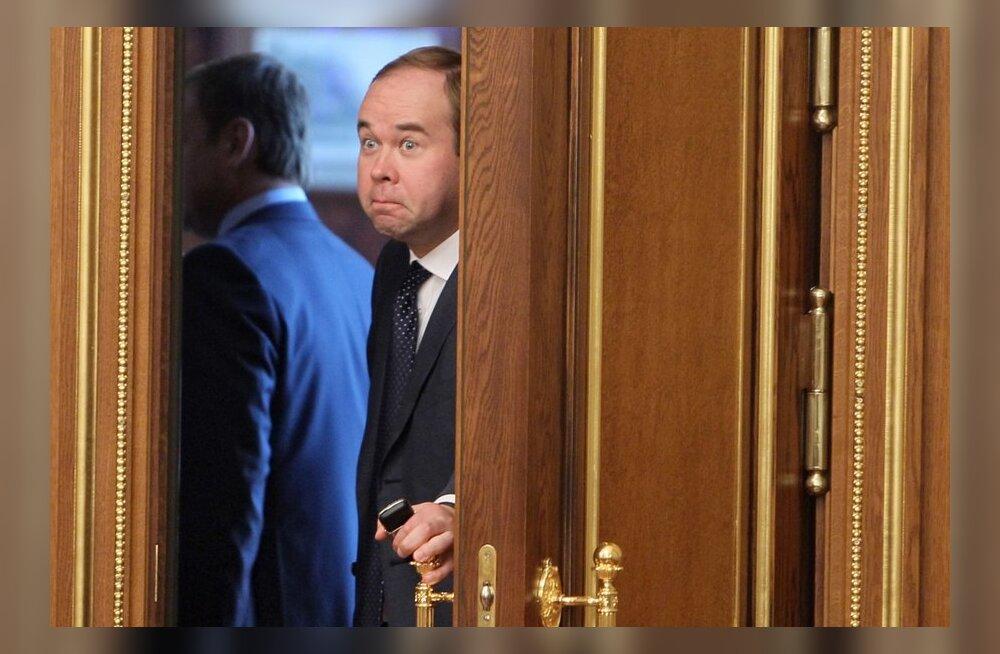 Mart Helme: Anton Vaino saab Vene valitsusaparaadi juhina tulevikus tehtavaid otsuseid suunata