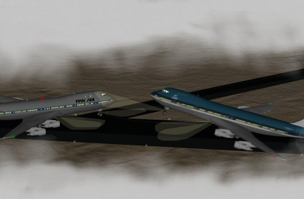 Kuidas õnnetused lendamise ohutuks muutsid (veel lähiminevikus hukkus palju inimesi)