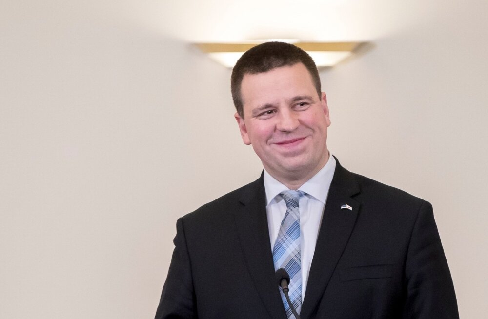 Jüri Ratas kiidab PBK-d: nad on teinud väga palju intervjuusid seoses Eesti EL-i eesistumisega, see on õige suund