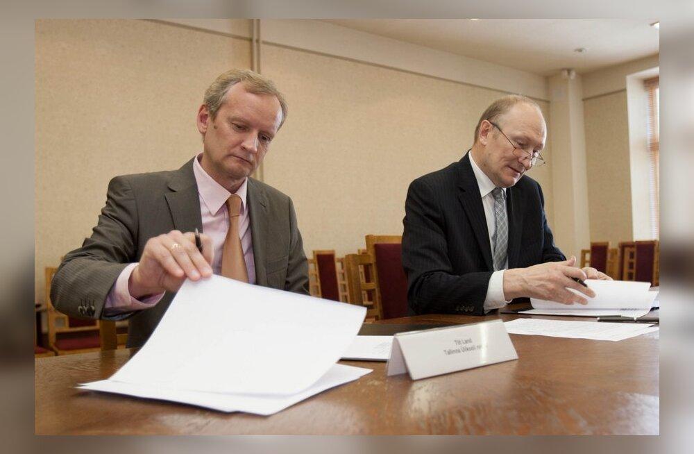 Tallinna pedagoogiline seminar ühines Tallinna ülikooliga.