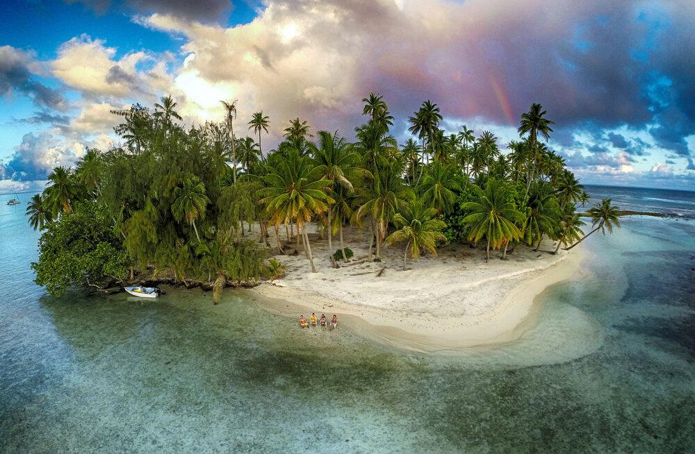 ФОТО: Весь мир как на ладони — впечатляющие снимки, сделанные дронами